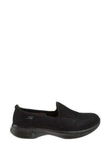 Skechers Skechers Go Walk 4 - Propel Yürüyüş Ayakkabısı Siyah